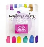 Prima Watercolor Confections - 22 SUNSET - Tropicals