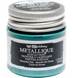 Finnabair Art Alchemy Acrylic Metallique Mermaid Teal