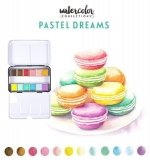 Watercolor confections - Pastel Dreams - Prima
