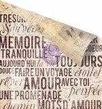 (Prima) Cartographer - Mots D'Amour