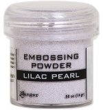 Пудра для эмбоссинга - Lilac Pearl