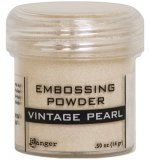 Пудра для эмбоссинга - Vinrage Pearl