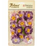 Briar Rose Canvas-Purple - Petaloo