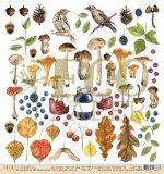 """Лесные жители """"Осенний лес"""" (Eco Paper)"""
