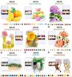 Watercolor confections - Tropicals - Prima